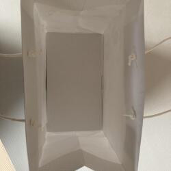 金沢紙袋の底です